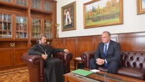 Rencontre du président du DREE avec le nouvel ambassadeur de Russie au Liban