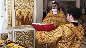 Russian Orthodox Church in UAE resumes divine services after six-month quarantine