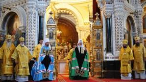 Святейший Патриарх Кирилл возвел в сан митрополита епископа Вениамина, избранного Патриаршим экзархом всея Беларуси