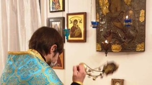 A Russian parish in Iceland unites Orthodox expatriates from Armenia and Azerbaijan in common prayer for peace in Nagorno-Karabakh