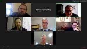 В онлайн-режиме состоялась ежегодная рабочая встреча участников группы «Церкви в Европе» Российско-германского форума «Петербургский диалог»