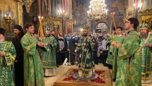 В Свято-Троицкой Сергиевой лавре прошли торжества по случаю дня памяти преподобного Сергия Радонежского