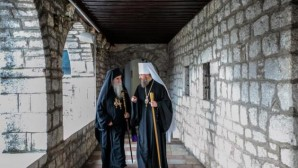 Metropolitan Antony of Borispol and Brovary: Metropolitan Amfilohije was surrounded with love of all Montenegrins