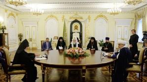 Митрополит Иларион считает важным возобновление консультаций религиозных лидеров России, Азербайджана и Армении по вопросу карабахского урегулирования