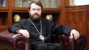 Митрополит Иларион указал на духовные причины миграционного кризиса в Европе