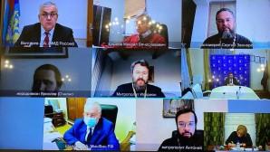 Ο Μητροπολίτης Βολοκολάμσκ Ιλαρίωνας συμμετείχε στη συνεδρία της Οργανωτικής Επιτροπής των Ημερών πνευματικού πολιτισμού της Ρωσίας