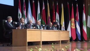 На конференции в Дамаске прозвучал доклад заместителя председателя ОВЦС о роли религиозных организаций в послевоенном восстановлении Сирии