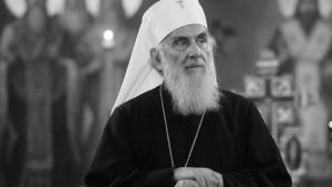 Condoléances du primat de l'Église orthodoxe russe pour le décès du patriarche Irénée de Serbie