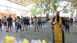 Synodal Department for charity helps victims of typhoon in the Philippines