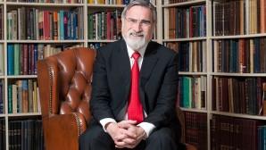 DECR chairman expresses condolences over the death of Rabbi Jonathan Sacks