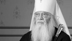 Преставился ко Господу митрополит Иов (Тывонюк)