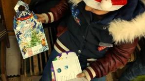 Την εορτή του Αγίου Νικολάου παιδιά της Συρίας έλαβαν δώρα από τη Ρωσία