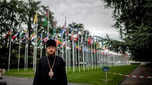 Bishop Victor of Baryshevka, head of the Ukrainian Orthodox Church representation to the European and international organizations, gives interview on violations of believers' rights