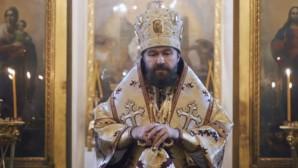 Митрополит Иларион: Благодарность Богу – наше призвание