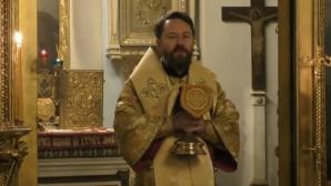 Митрополит Иларион: Слова Господа Иисуса Христа – это призыв к нам быть бдительными и укрепляться в вере