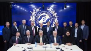 Представители ОВЦС приняли участие в круглом столе  «Духовное миротворчество в решении современных конфликтов»