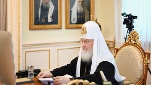 Ο Αγιώτατος Πατριάρχης Κύριλλος προήδρευσε των εργασιών της τελευταίας συνεδρίας της Ιεράς Συνόδου για το έτος 2020