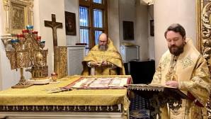 Митрополит Иларион: Церковь живет ради спасения людей