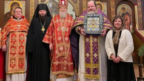 Holy Assumption church in Stafford returns to the Russian Orthodox Church Outside of Russia