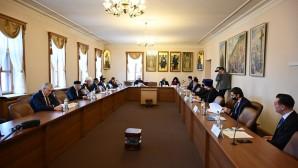 Члены Межрелигиозного совета России встретились с высоким представителем Генерального секретаря Организации Объединенных Наций по «Альянсу цивилизаций»