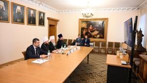 Состоялось очередное заседание Совета по взаимодействию с религиозными объединениями при Президенте России
