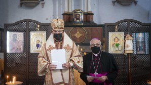 An old church in Granada is officially transferred to the Russian Orthodox community