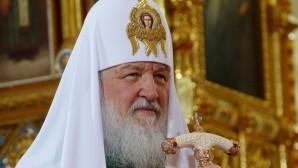 Святейший Патриарх Кирилл поздравил с Рождеством Христовым глав стран православной традиции в дальнем зарубежье