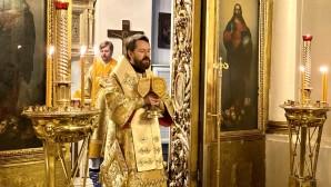 Митрополит Иларион: В молитве мы должны ощущать присутствие Бога Живого