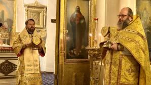 Митрополит Иларион: Господь призывает нас отсекать соблазны и следовать по пути исполнения Его заповедей