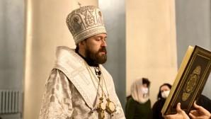 Митрополит Иларион: Праздник Рождества Христова имеет непреходящее значение для всего человечества