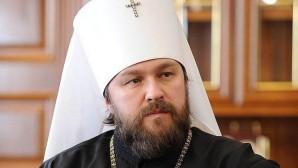 Митрополит Иларион: восстановление единства в нашей общей православной семье возможно только путём отказа от ложной экклезиологии